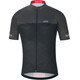 GORE WEAR C3 Optiline Jersey Men graphite grey/black